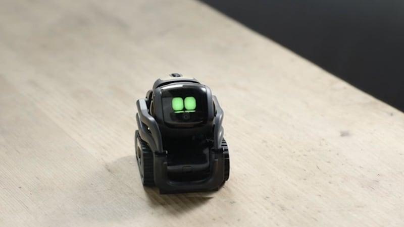 An advanced home robot
