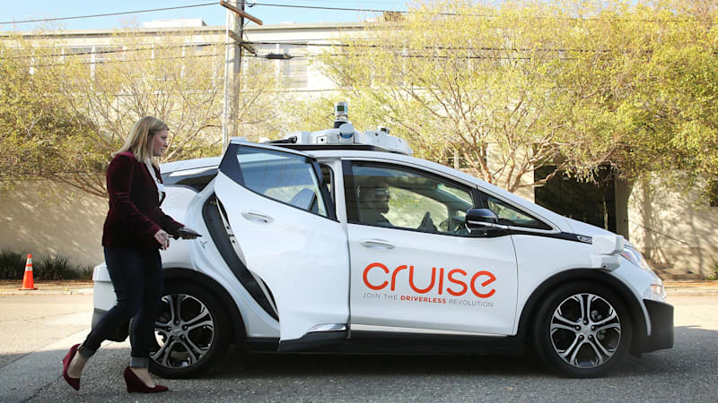 GM Cruise self-driving cars draw big investors but are