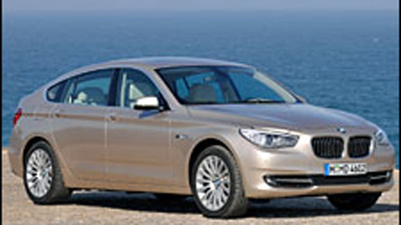 first drive bmw 535i gran turismo autoblog. Black Bedroom Furniture Sets. Home Design Ideas