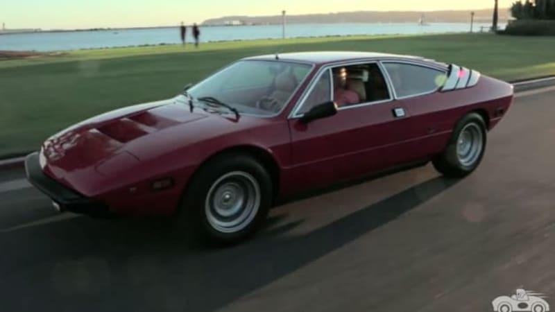 Lamborghini Urraco Ownership Is Traumatic But Awesome Autoblog