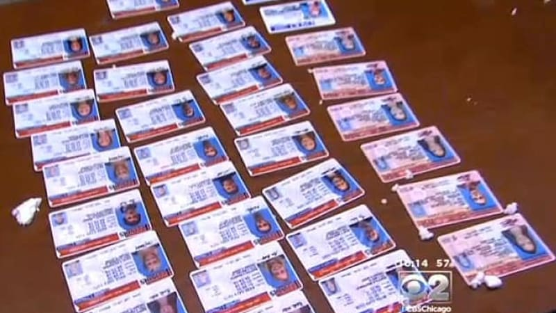 China flooding us with high quality fake us drivers licenses w well chinese criminals have apparently come up with a potentially terrifying alternative by crafting nearly perfect false drivers licenses publicscrutiny Gallery