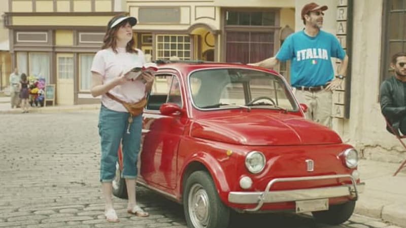 Fiat Turns To Funny Or Die With New Italian Centric Video Spots