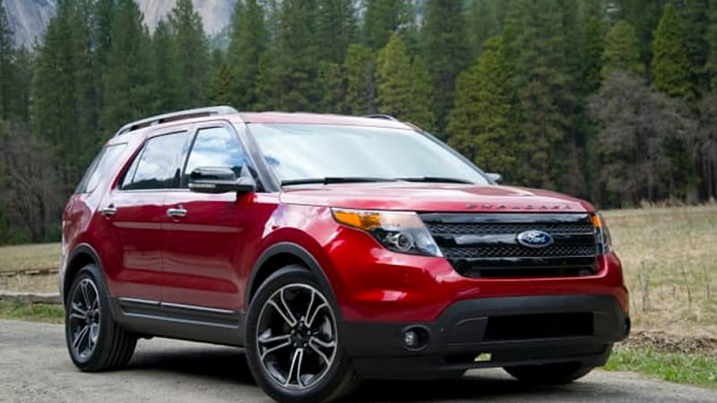 Ford Explorer Exhaust Leak >> Feds Looking Into Ford Explorer Exhaust Leak Complaints Autoblog