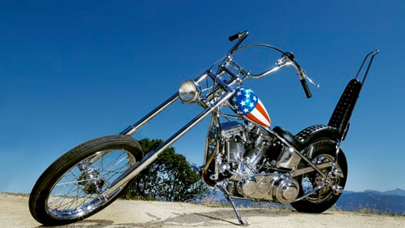 Harley-Davidson from Easy Rider expected to fetch $1.2M