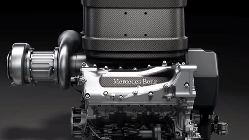 This is what F1 racing will sound like in 2014