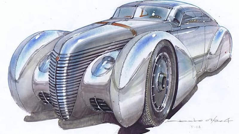 Icon Helios streamliner with Tesla bones is a dream from which we don't want to wake