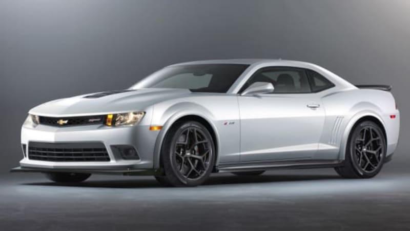 Camaro Insurance Cost >> Next Camaro to look similar despite new platform underneath - Autoblog