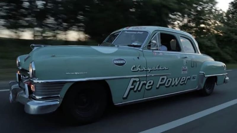 How A Chrysler New Yorker Rally Car Turned Father And Son Into Best