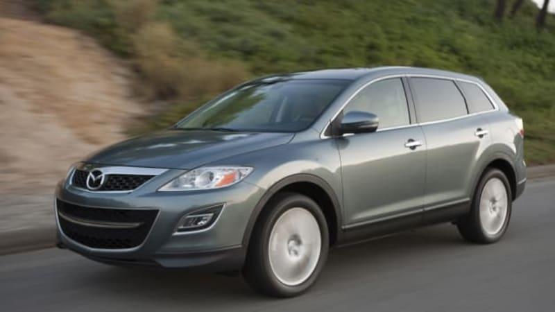 Feds investigating 2010-11 Mazda CX-9 CUVs over braking