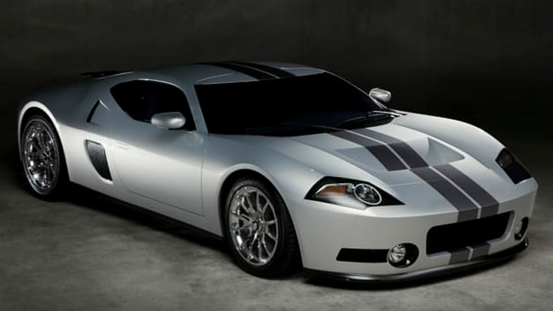 galpin ford gtr1 supercar debuts in monterey autoblog. Black Bedroom Furniture Sets. Home Design Ideas