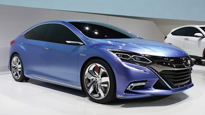 Honda Concept B Hybrid Production Version Coming To China