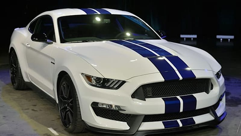 ford shelby gt350 mustang to cost 52 995 autoblog. Black Bedroom Furniture Sets. Home Design Ideas
