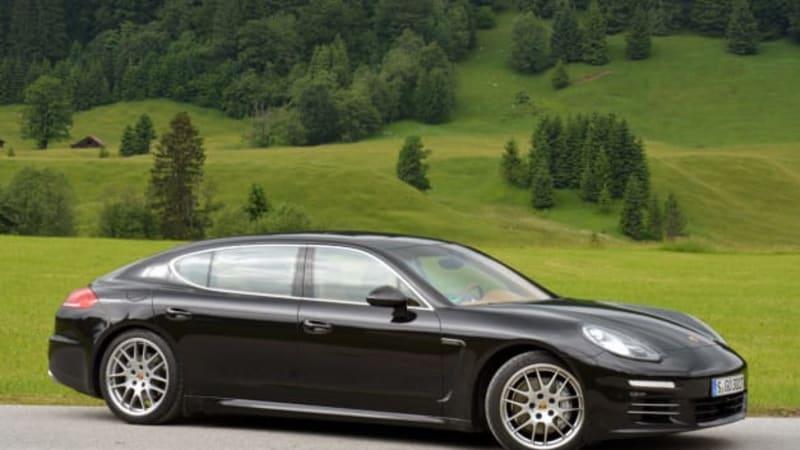 2014 Porsche Panamera 4s Executive Autoblog