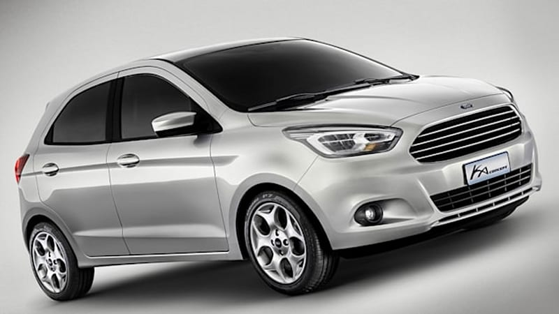 The Ford Ka Pronounce It Like A Bostonian Saying Car Is The Blue Ovals Sub Fiesta Offering In A Number Of Markets That Arent North America