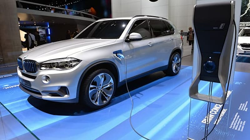Bmw Confirms X5 Plug In Hybrid Suv Will Come But Doesn T Say When Autoblog