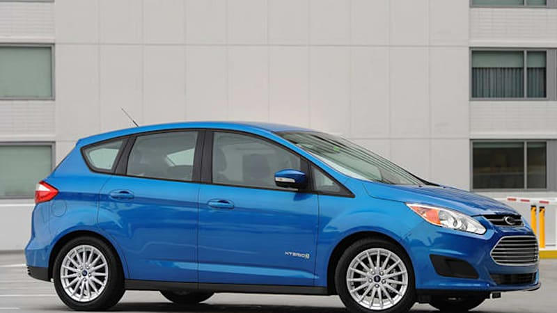 Ford We Didn T Overstate C Max Hybrid Mpg Low Numbers Were A Surprise Autoblog