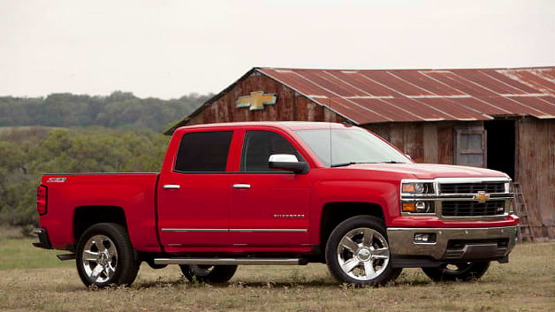 GM recall woes continue with 662,000 pickup trucks and Cruze