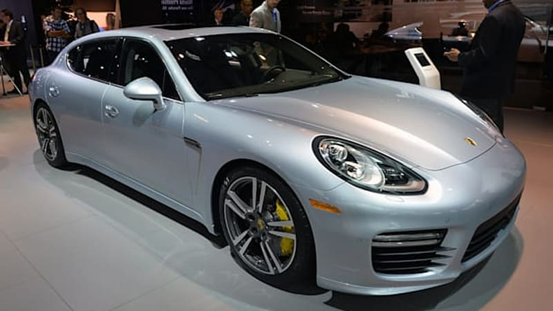 2014 Porsche Panamera Turbo S is a 911 Turbo for the family