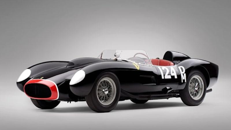 1957 Ferrari 250 Testa Rossa sells for record $39.8 million