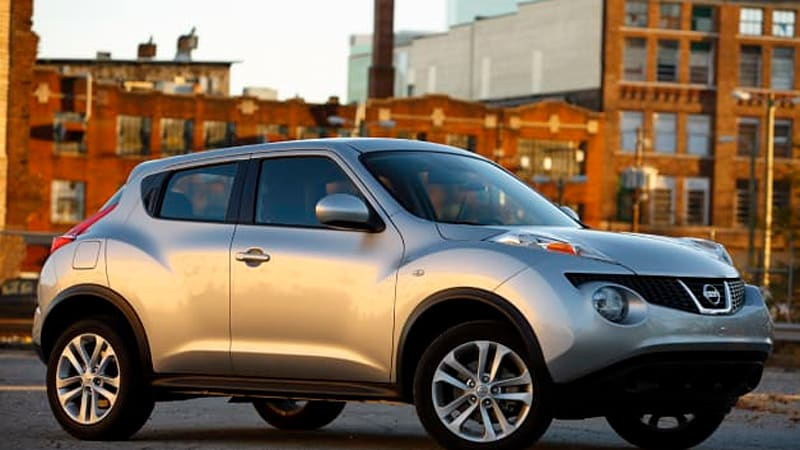 Nissan recalling 104k Juke models over faulty timing chain