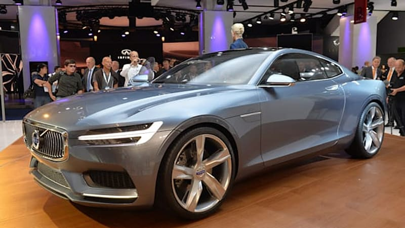 Volvo Certified Pre-Owned >> Volvo Concept Coupe may see limited production - Autoblog