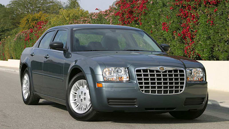 Recalls on 2005 chrysler 300