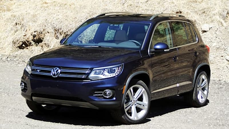 vw tiguan to get three row version autoblog. Black Bedroom Furniture Sets. Home Design Ideas
