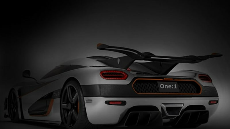 Koenigsegg Agera One 1 Ultra Super Hypercar Previewed Ahead Of