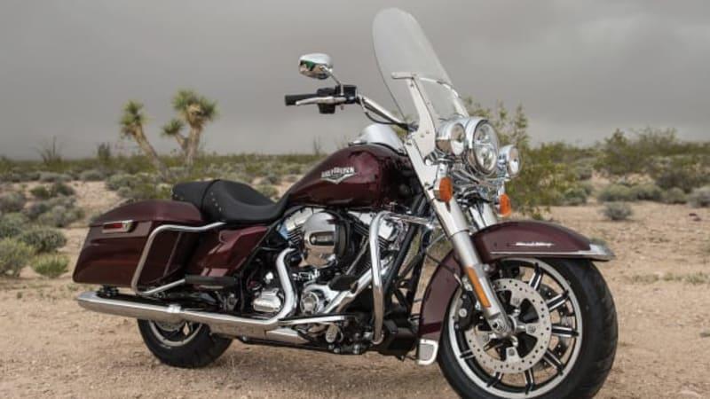 Harley Davidson Recalls List