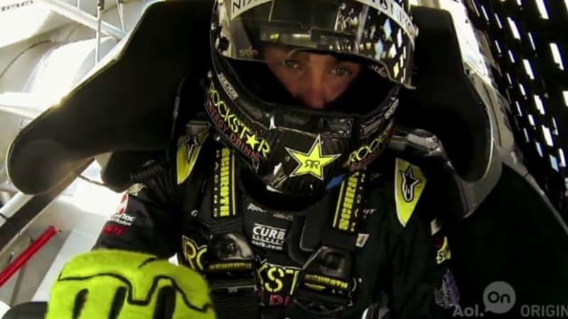 17-year-old NASCAR prodigy Kwasniewski chronicled in new reality series