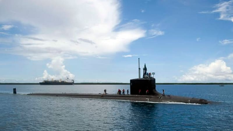 US Navy to update submarine sonar and stealth abilities
