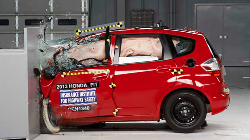 Thanks To Its Poor Performance In The Most Recent Round Of Insurance  Institute For Highway Safety Crash Testing, Where It Received The Lowest  Overall Score ...