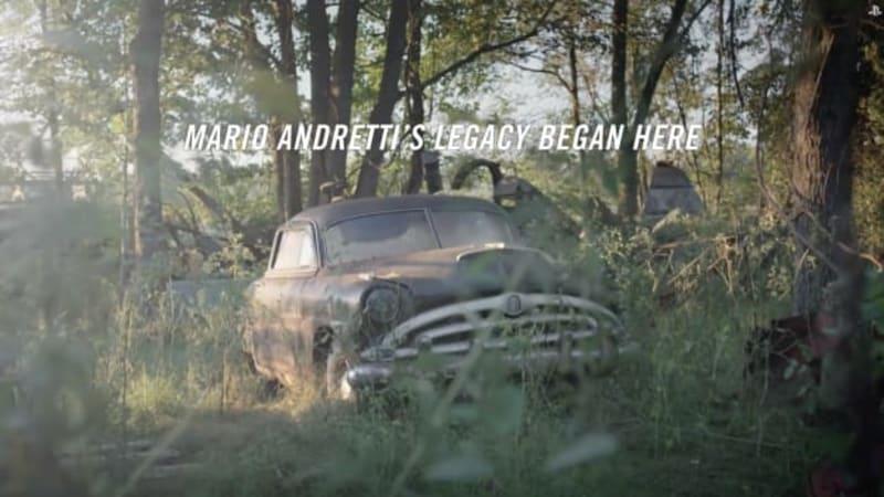 Gran Turismo 6 team rebuilds Mario Andretti's first racecar