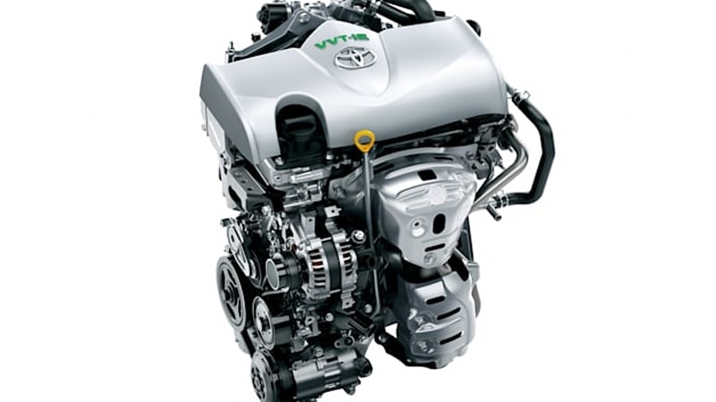 toyota unveils two new small displacement engines autoblog rh autoblog com toyota engine swap kits toyota engine size