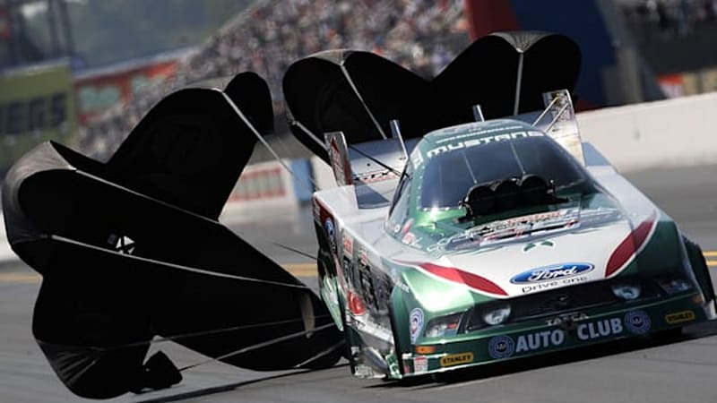 Ford pulls official support from top-level NHRA teams