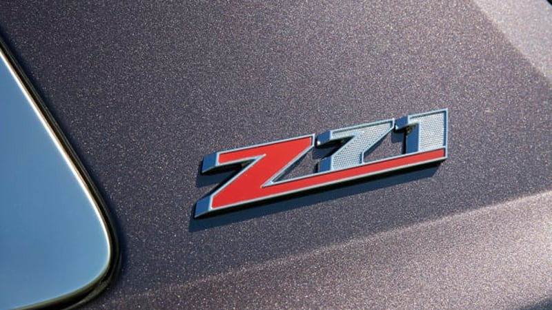 Chevy Announces New Z71 Package For Tahoe And Suburban Autoblog