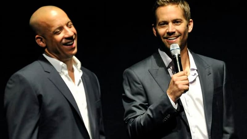 Fast and Furious actor Paul Walker dies in car accident