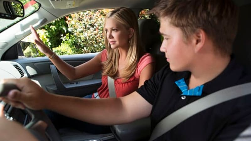 Kids drive distracted more than their parents think