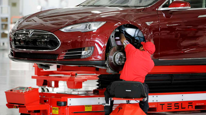 Morgan Stanley predicts radical auto industry consolidation