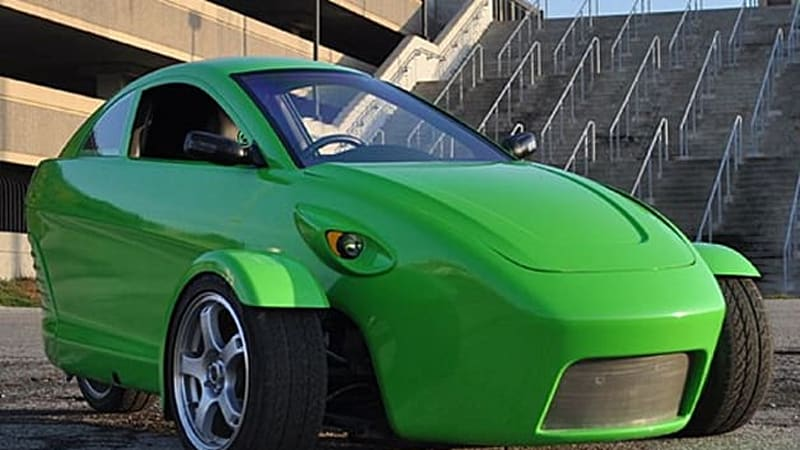 Elio Motors Modifies High Mpg Trike Now Renting Space At Former Gm Plant Autoblog