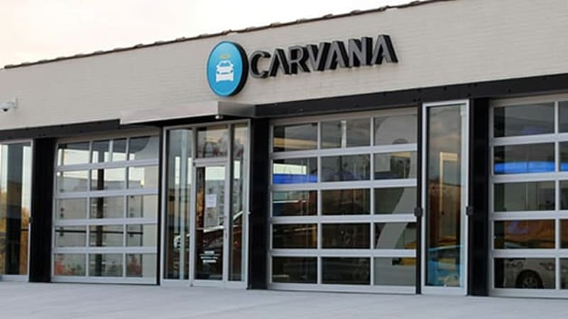 Carvana tests consumers' appetite for used-car 'vending machine' [w/videos]