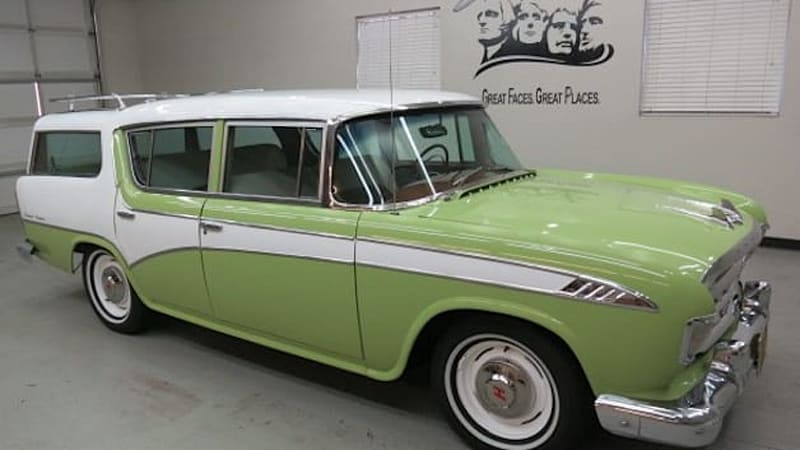 South Dakota dealer filled to brim with classic cars