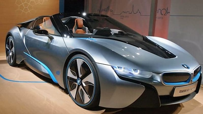 Bmw I8 Now Has 10 Month Waiting List In Uk Autoblog