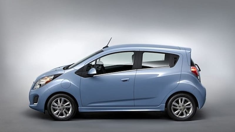 General Motors Is Hy With The Number Of Chevrolet Spark Electric Vehicles It Has Sold So Far Us Automaker S Ev Are Way Over