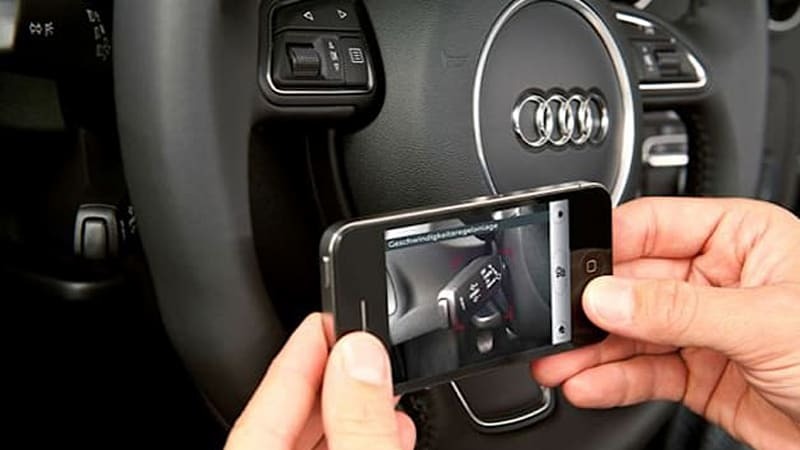 2015 Audi A3 gets augmented reality app in place of owners manual [w/video]