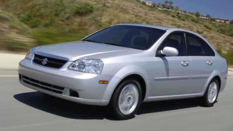 Suzuki Recall Information  Autoblog