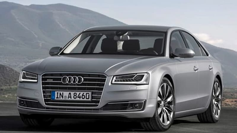 2015 Audi A8 and S8 get some new goodies - Autoblog