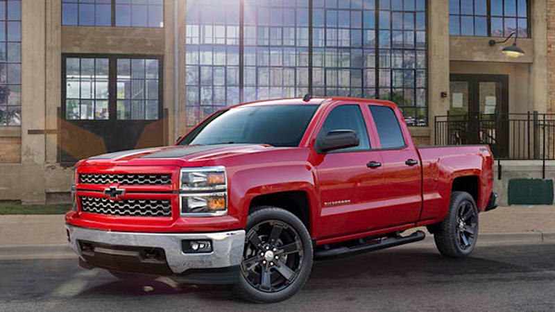 2015 Chevy Silverado Rally Edition Specs >> 2015 Chevy Silverado Rally Edition Misunderstands Black Tie Dons It