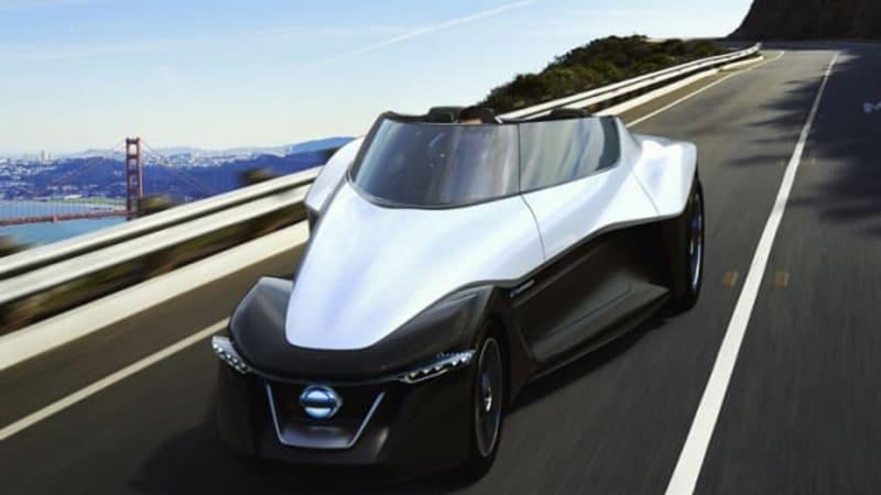 Nissan working on bringing bizarro BladeGlider to ...