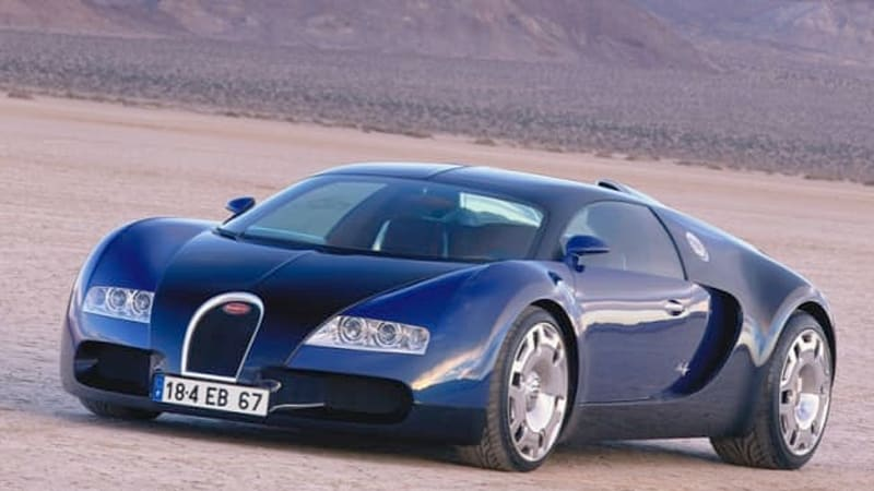 original bugatti veyron concept to be displayed for first time since 1999 a. Black Bedroom Furniture Sets. Home Design Ideas